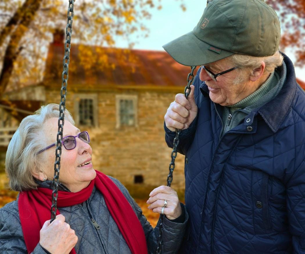La importancia de las visitas de los familiares en una residencia de ancianos