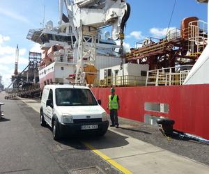Servicio desinsectación a buques