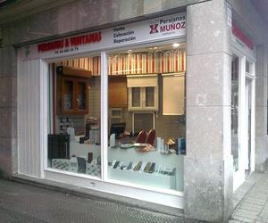 Tienda de ventanas en Las Arenas