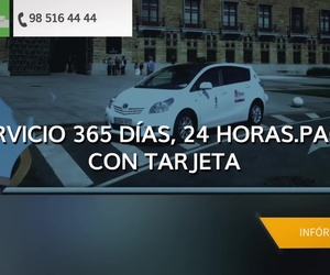 Taxi aeropuerto en Asturias | Radio Taxi Villa Jovellanos