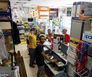 Distribuidores de material eléctrico