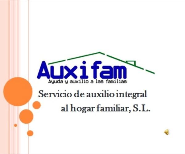 Empleada de hogar en Santander   Auxifam