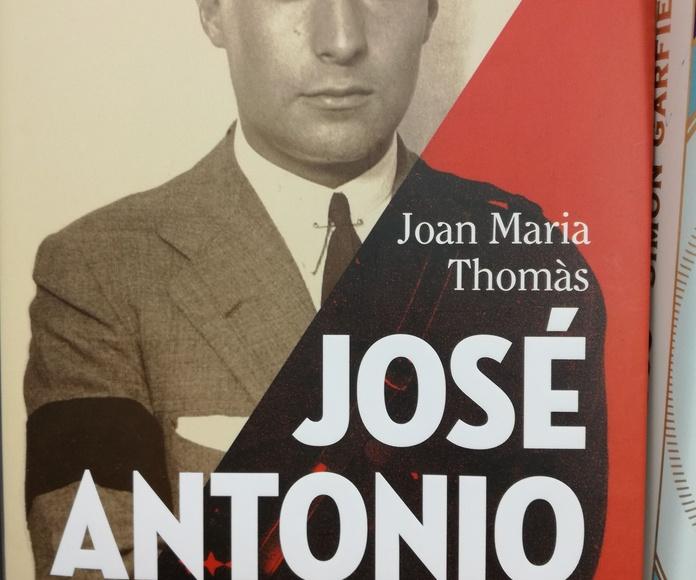 JOSE ANTONIO: REALIDAD Y MITO : SECCIONES de Librería Nueva Plaza Universitaria