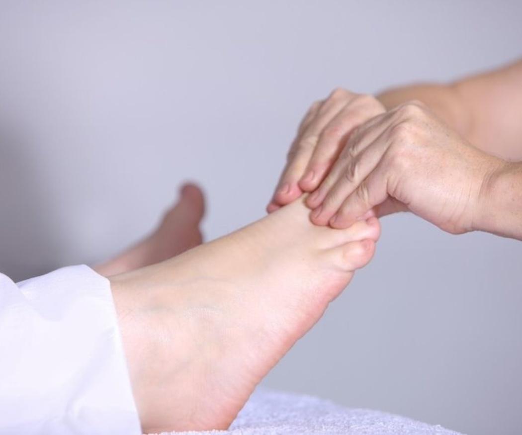 Ventajas de los masajes en pies