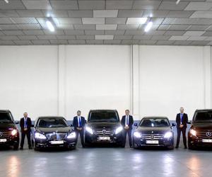 Empresa de alquiler de vehículos con conductor en Madrid