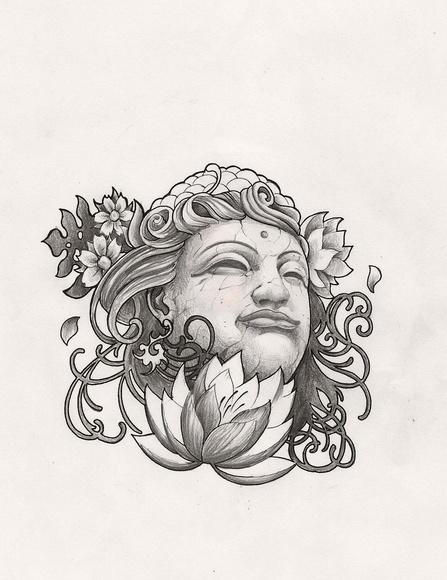 Tatuajes en La Madre Tattoo. Cara Hindú|default:seo.title }}