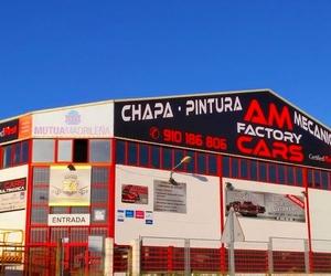 TALLER AM FACTORY CARS CERTIFICA SUS INSTALACIONES EN RED DE TALLERES CERTIFIED FIRST