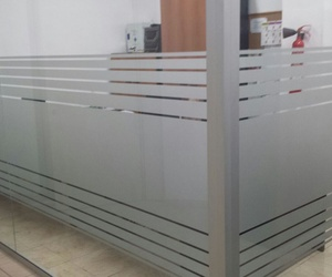 cerramientos oficina en Las Palmas