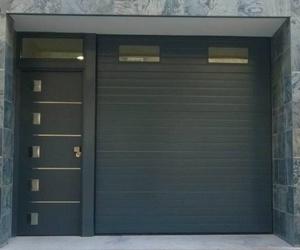 Las puertas seccionales