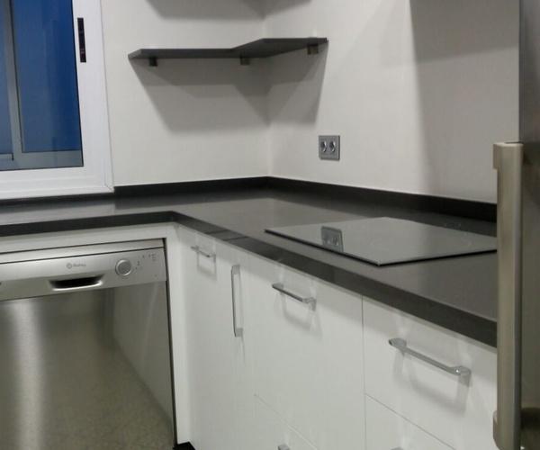Muebles de cocina en Málaga   Mar Jiménez Diseño de Cocinas