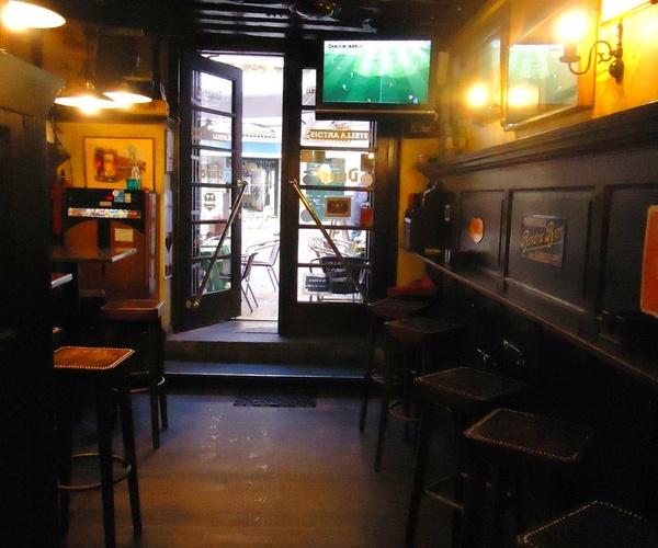 Nos gusta el fútbol. Y puedes seguirlo mientras te tomas unas cervezas y picas algo.