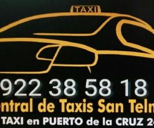 Galería de Servicio de taxis y estación de servici en Puerto de la Cruz | San Telmo Servicios