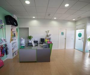 Interior de nuestro centro veterinario