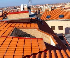 Cubiertas y tejados en Toledo