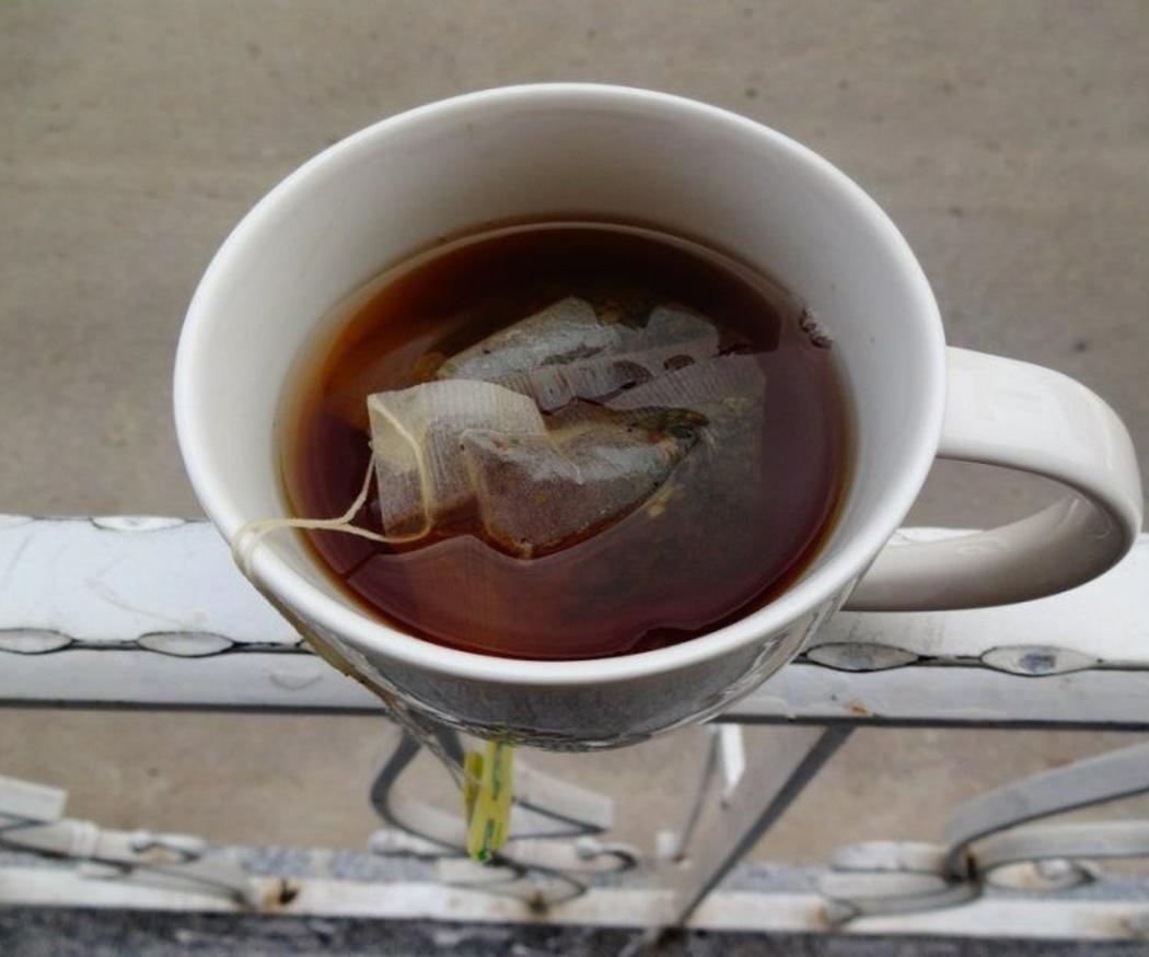 Adelgaza gracias al té