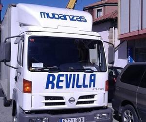 Confía en Mudanzas Revilla en Torrelavega