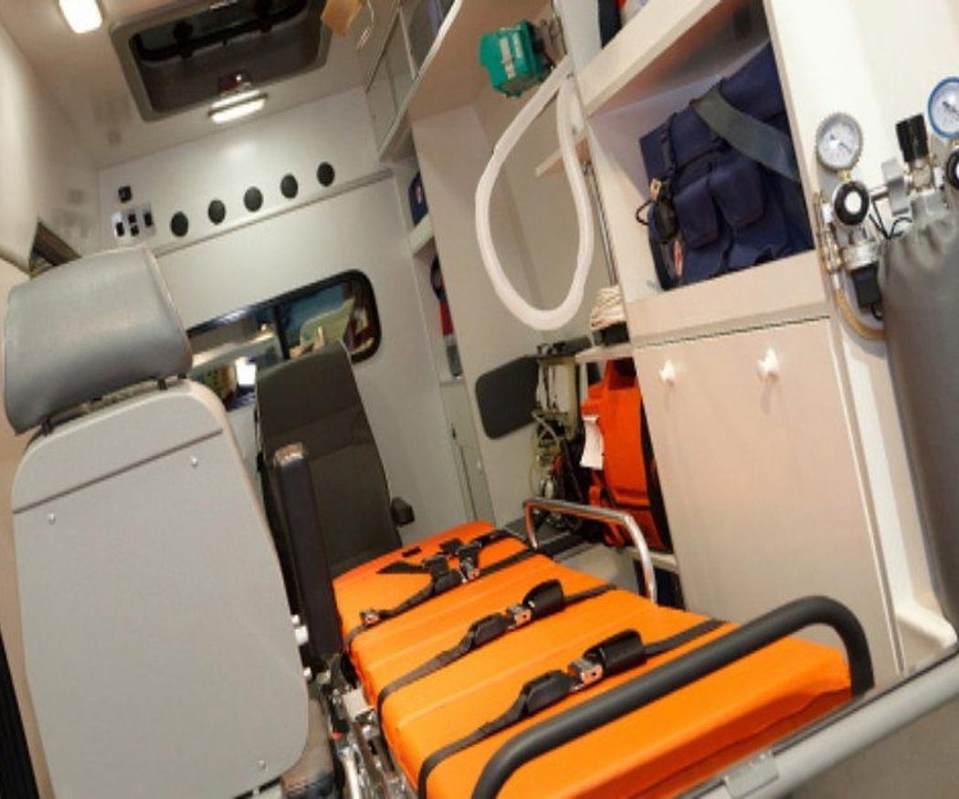 Las ambulancias más modernas del mundo