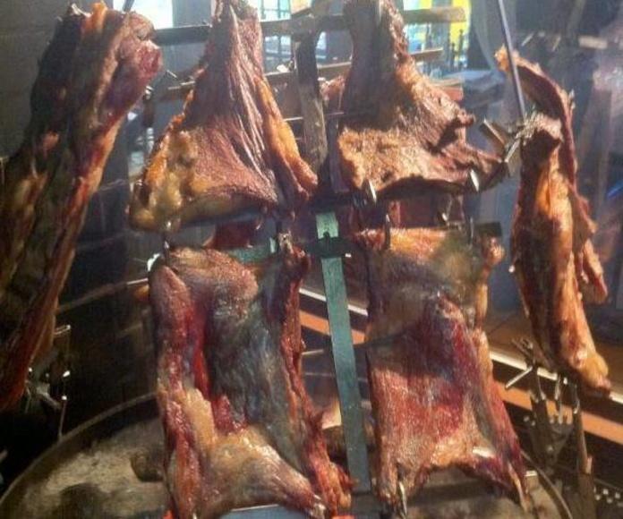 Carnes: Carta de Asador El Ombú