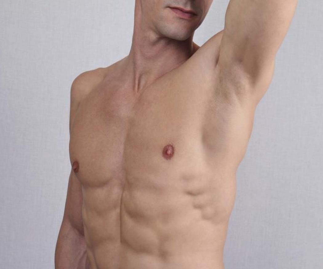 La depilación también es cosa de hombres