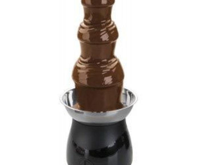 FUENTE DE CHOCOLATE 23x23x54,5 cms