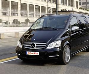 Mercedes Viano , Mercedes Sprinter y Fiat Scudo