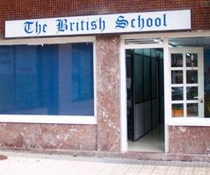Fachada de la academia de inglés en San Sebastián