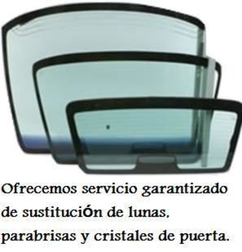 CRISTALERIA DE VEHICULOS