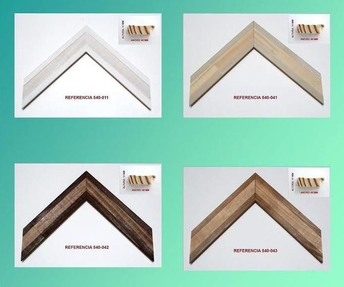Molduras por catalogo : Muestrario de Moldusevilla