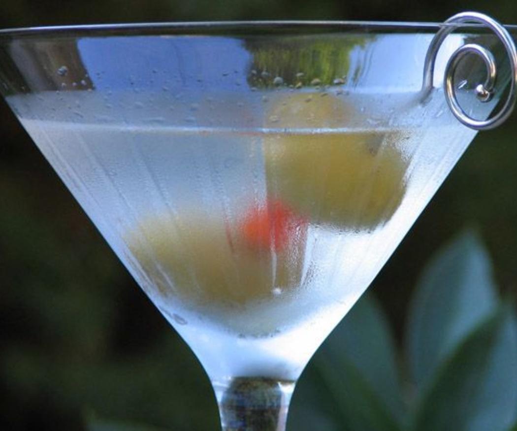 ¿Sabes cómo se hace el dry martini?