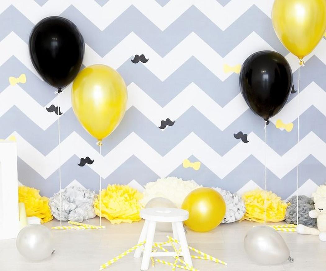 Cinco emociones de la fiesta de cumpleaños