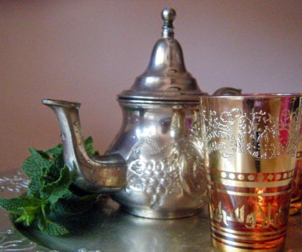 El té en el mundo árabe