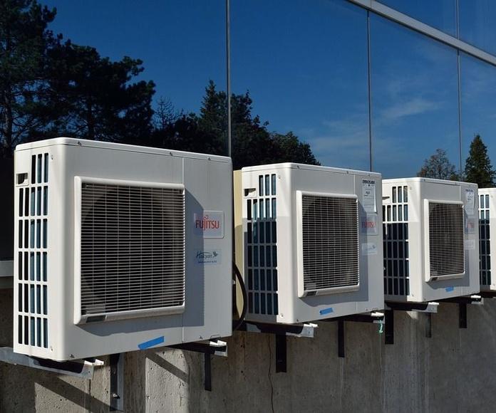 Instalación de aire acondicionado: Servicios of Raumart