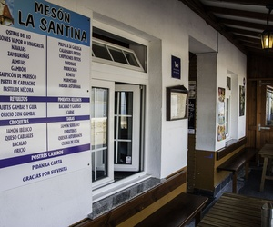 Galería de Asadores en Castropol | Mesón La Santina