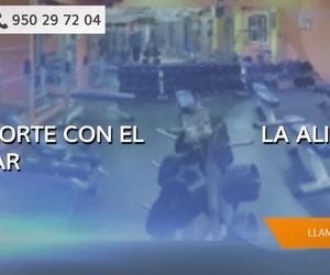 Galería de Gimnasios en Almería | Centro Deportivo Sportgym