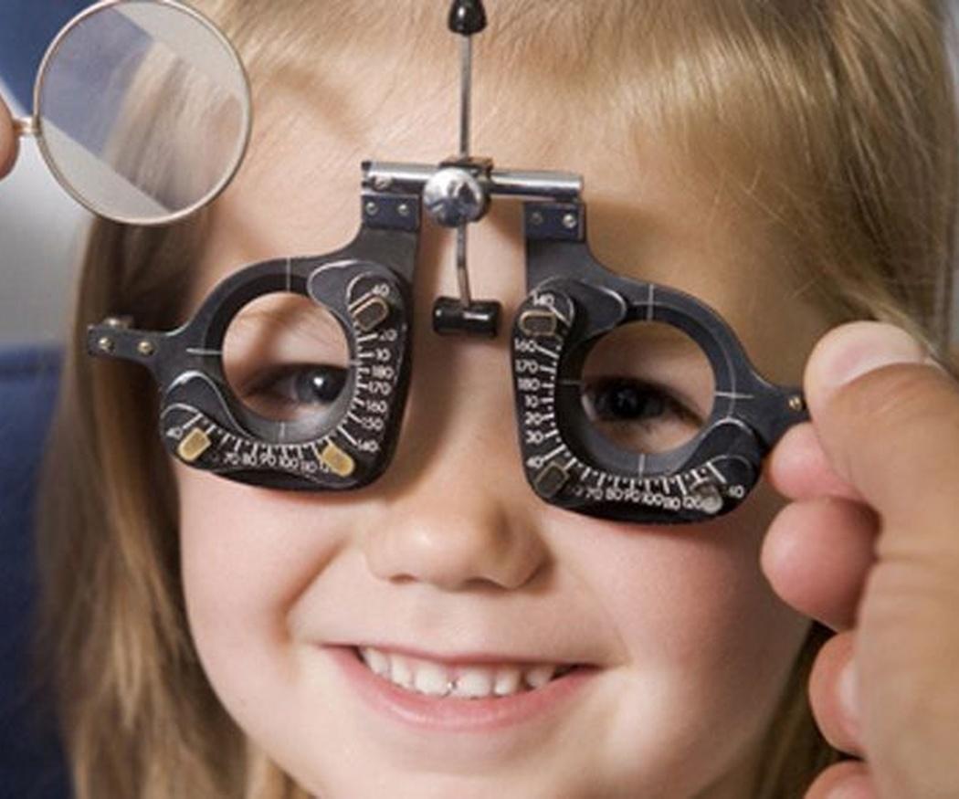 Cómo saber si tu hijo tiene un problema de visión