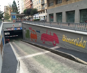 Bienvenido a Parking Logroño