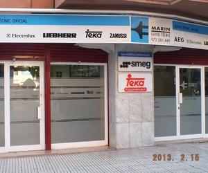 Empresa de reparación de electrodomésticos