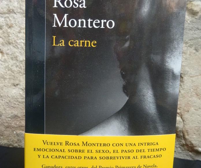 La Carne: SECCIONES de Librería Nueva Plaza Universitaria