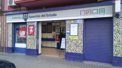Todos los productos y servicios de Loterías y apuestas: Administración de Lotería Nº 77 La Valvanera