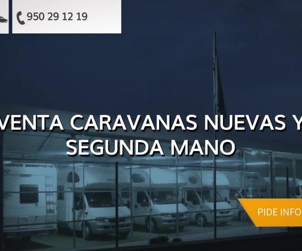 Caravanas y autocaravanas en Almería   Caravanas Molina