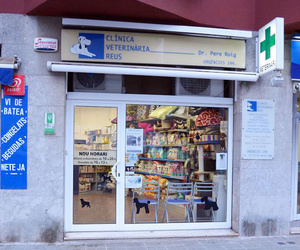 Clínica veterinaria en Reus