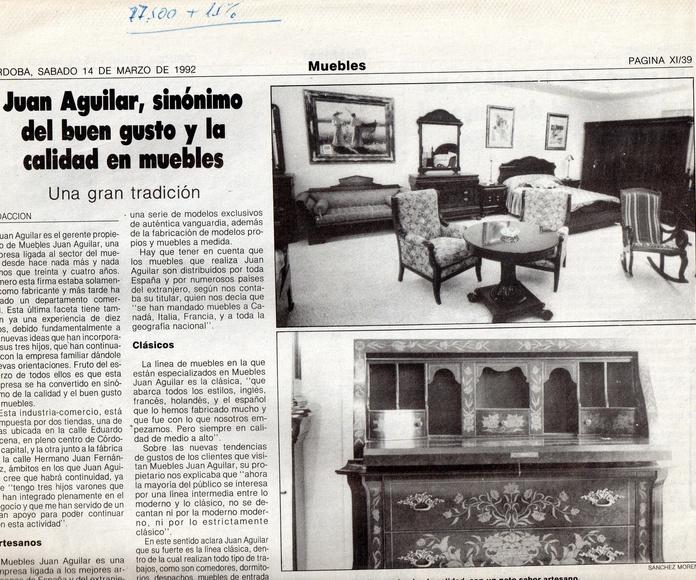 Articulo Diario Córdoba Marzo 1992
