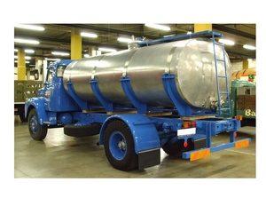 Suministro de agua potable en cisternas