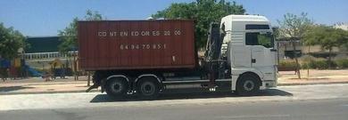 En Contenedores 2000 somos transportistas autorizados