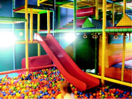 Parques infantiles en Usurbil   Txiki Guay Urbil