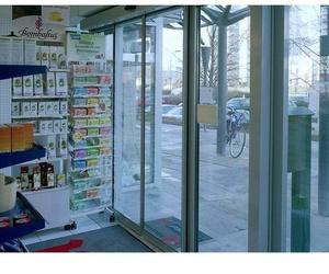 Puertas de cristales automáticas