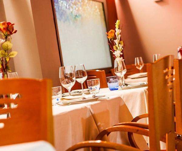 Restaurante especializado en cocina de mercado