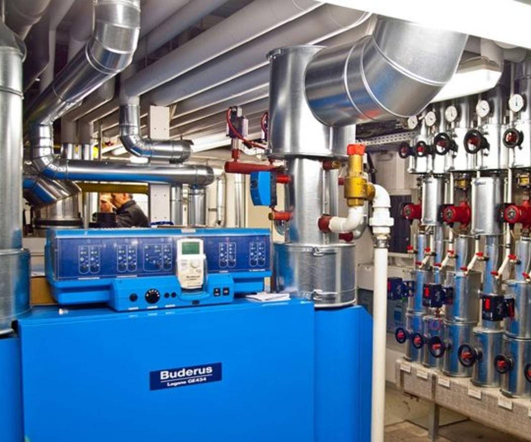 Ventajas de la calefacción de gasoil