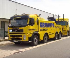 Gruas para industriales (camiones, plataformas y autobuses)