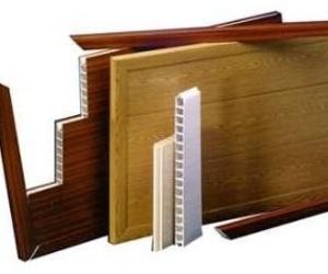 Paneles de PVC extrusionados